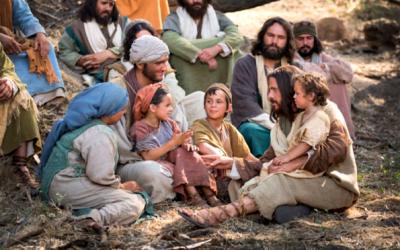 Finding Comfort Through the Savior