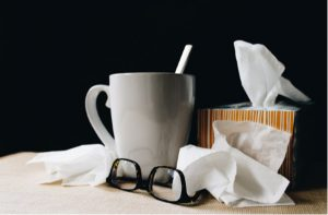 cold sick