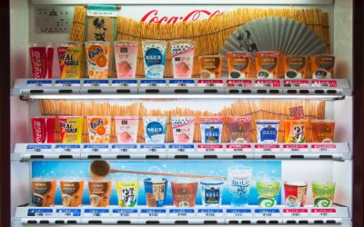 The Vending Machine Parable: Avoiding Satan's Unhealthy Lies