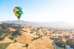 higher hot air balloon