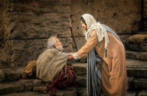 Jesus Priesthood Miracle