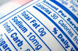 diet fat free health