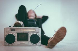 radio listening language