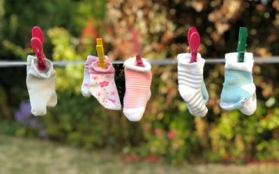 The Parable of the Lost Sock: Choosing How to Respond to Adversity