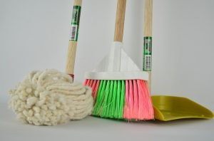 cleaning supplies, order