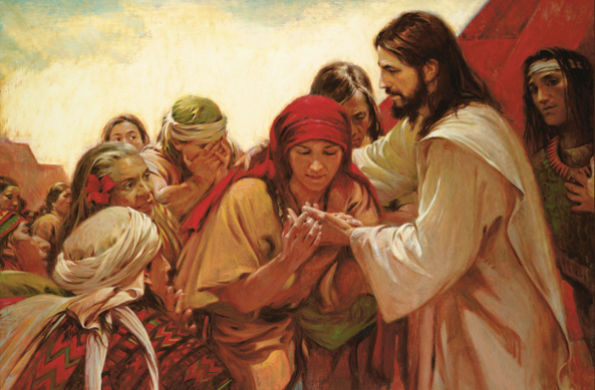 Empathy: The Savior's Perfect Gift