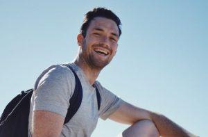 happy man smile mormon