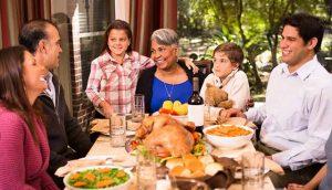 family dinner priorites