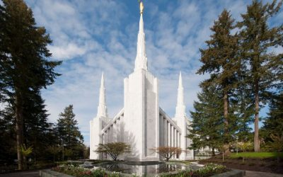 Singles, Take Your Business Card to the Temple! Pt 1