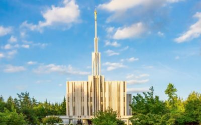 Singles, Take Your Business Card to the Temple! Pt 2