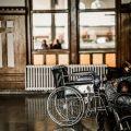 health wheelchair sick