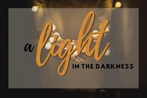 Ashley Dewey a light in the darkness