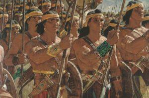 stripling warriors