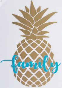 family pineapple