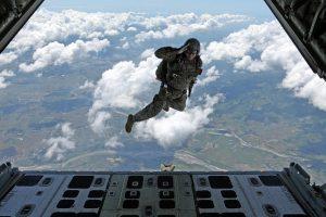 airborne ranger parachute