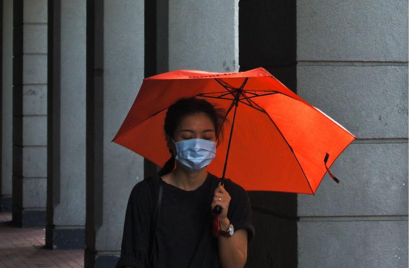 pandemic mask COVID
