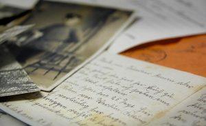 World War II journal letters